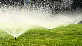 Sprinkler System, Columbiana, OH